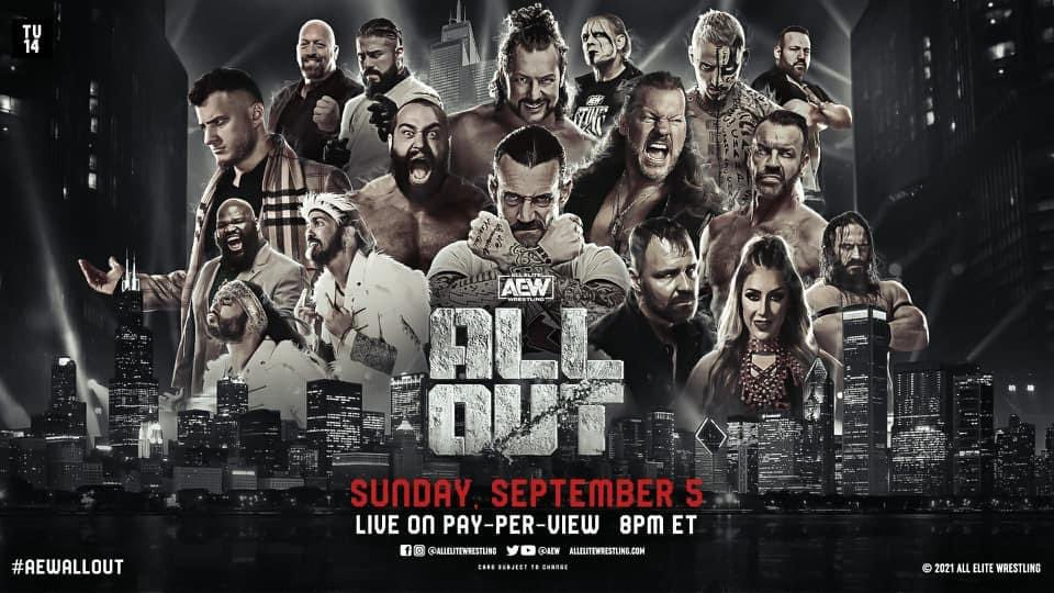 AEW ALL OUT 2021 (Chicago)